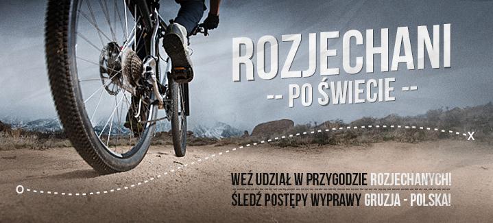 Wyprawa rowerowa 2014