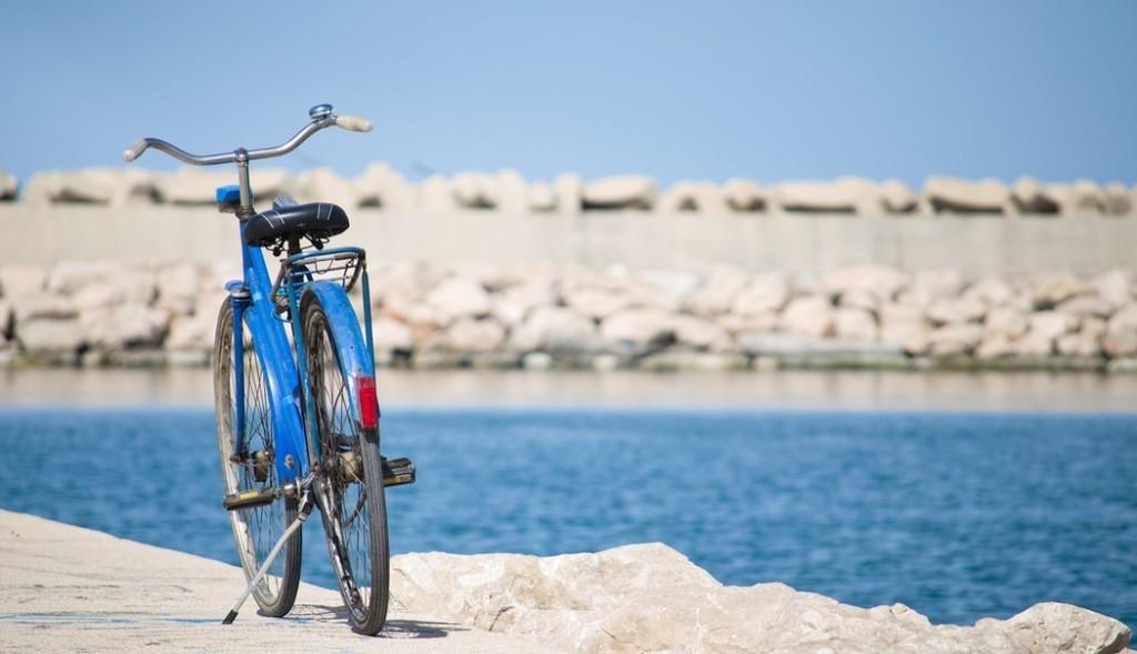 rowerem w upał - czemu nie