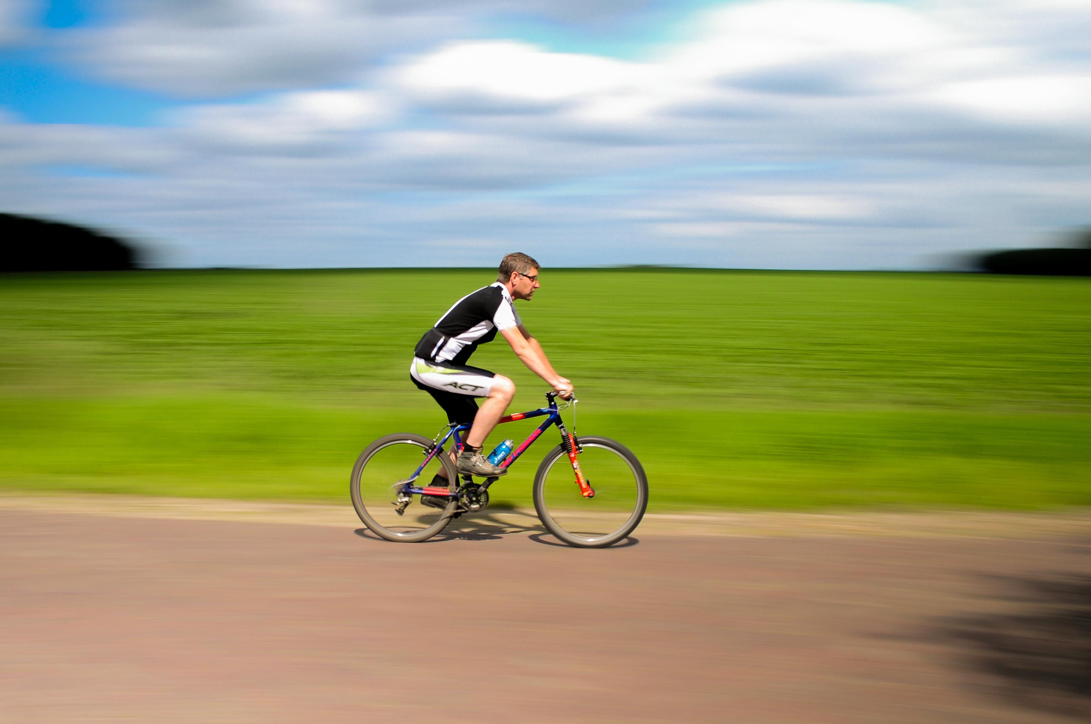 schudnij na rowerze