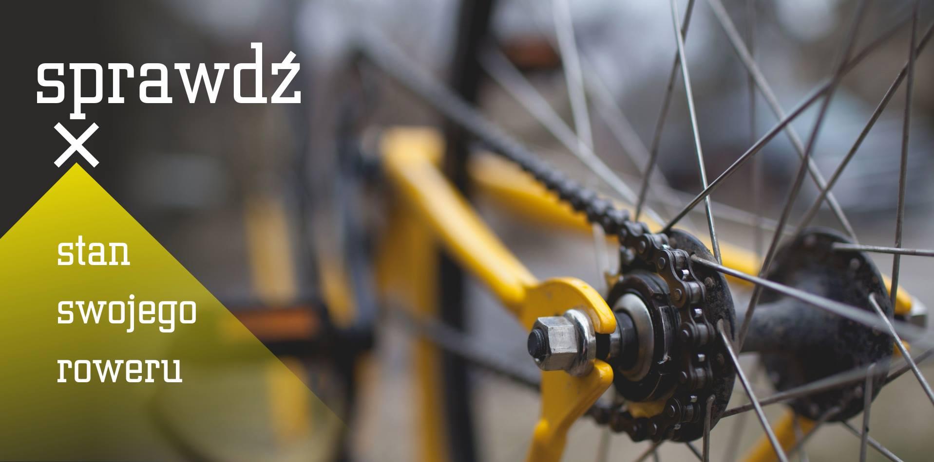 sprawdź stan swojego roweru